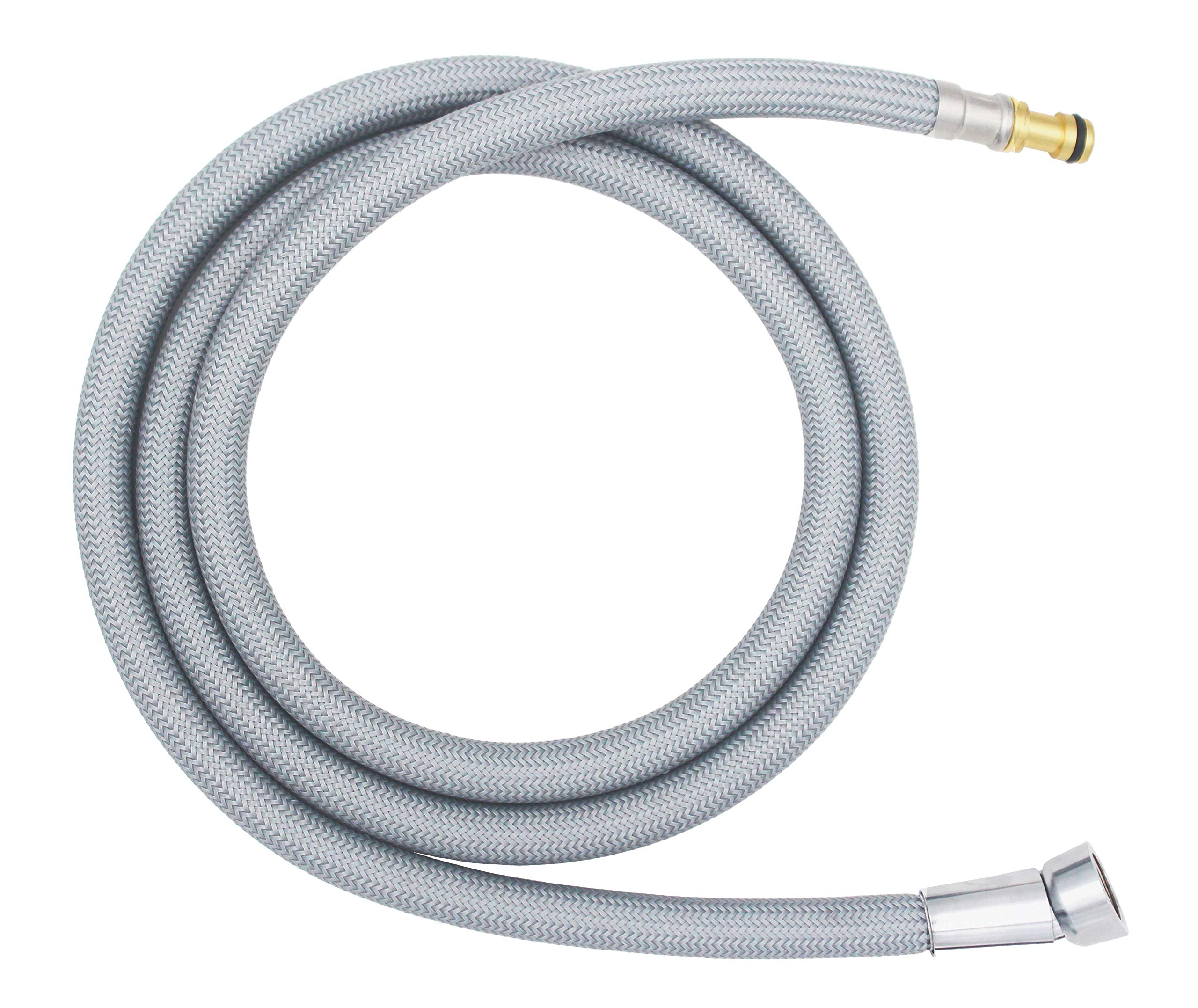 Replacement Hose Kit model number #150259 for Moen compatible with its any Pulldown Kitchen Faucets Sink Plumb Bathroom Fixture - with the hose part number #187108.