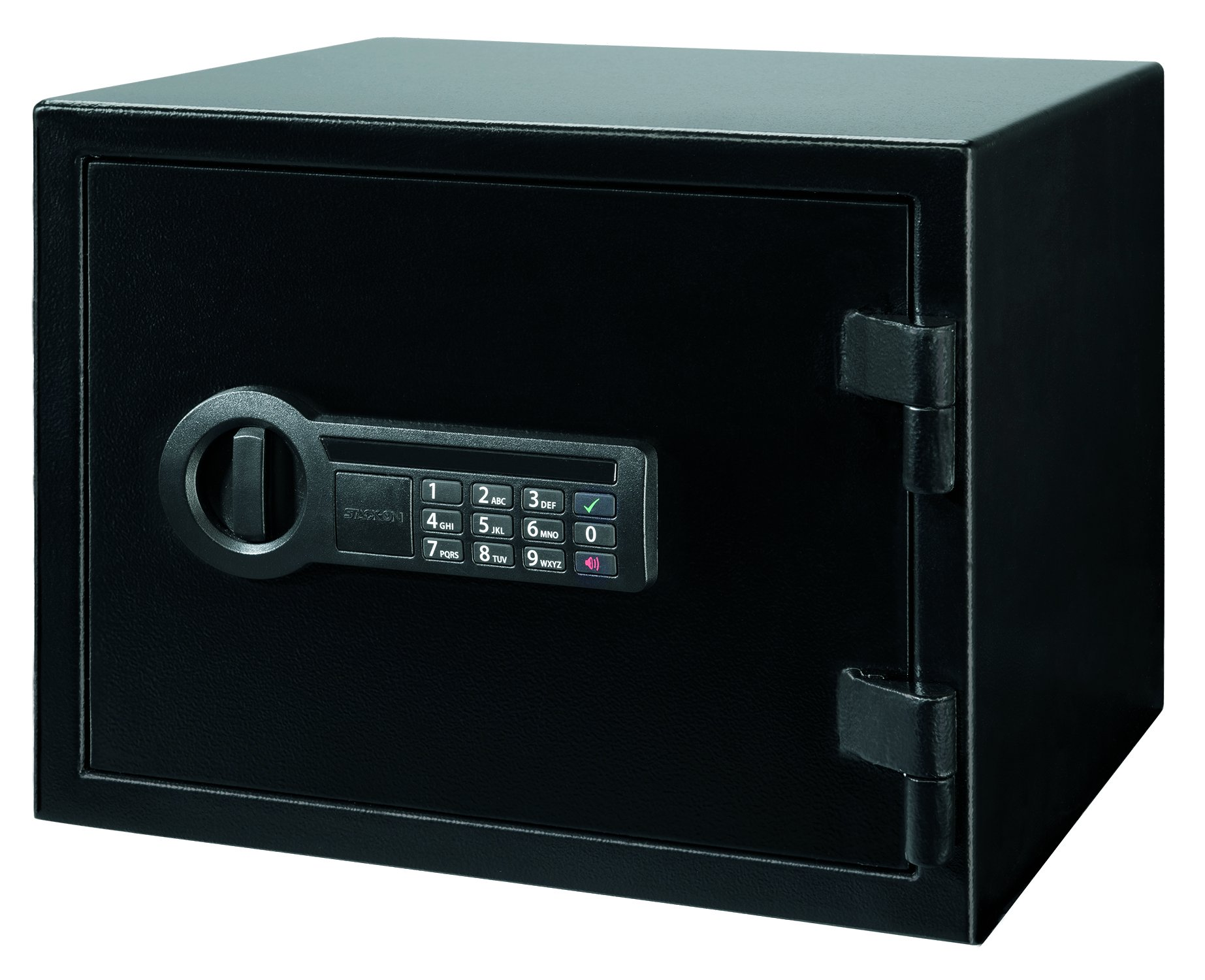 Stack-On PFS-1608 Personal Steel Fireproof Safe with Electronic Lock