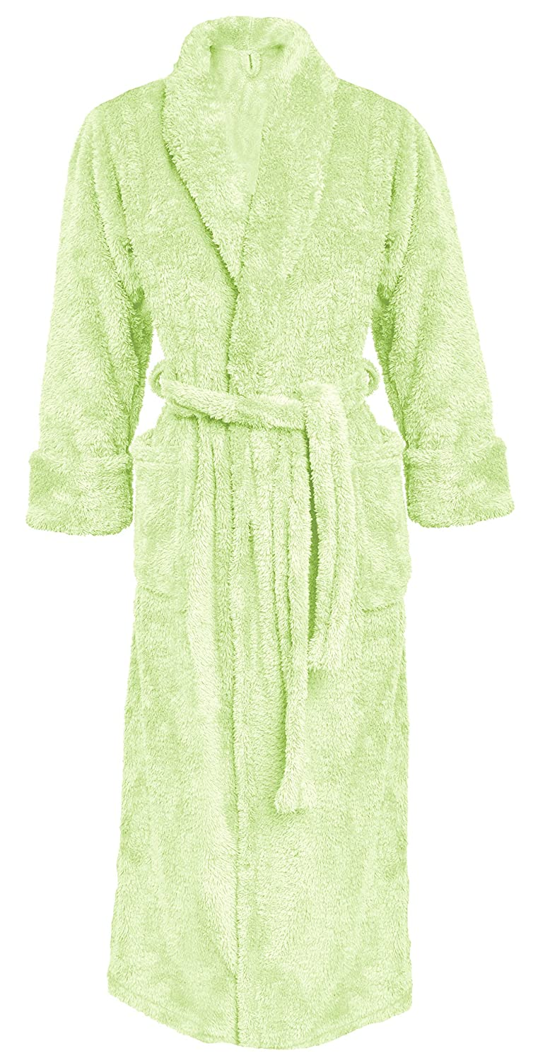 Sophie Bernard 'Noemi Bath Robe House Coat Bath & Home From The Collection Feel Good, Microfibre, ecru, Small LuBo Versandhandel GmbH SB-POL-NOEMI-S-E