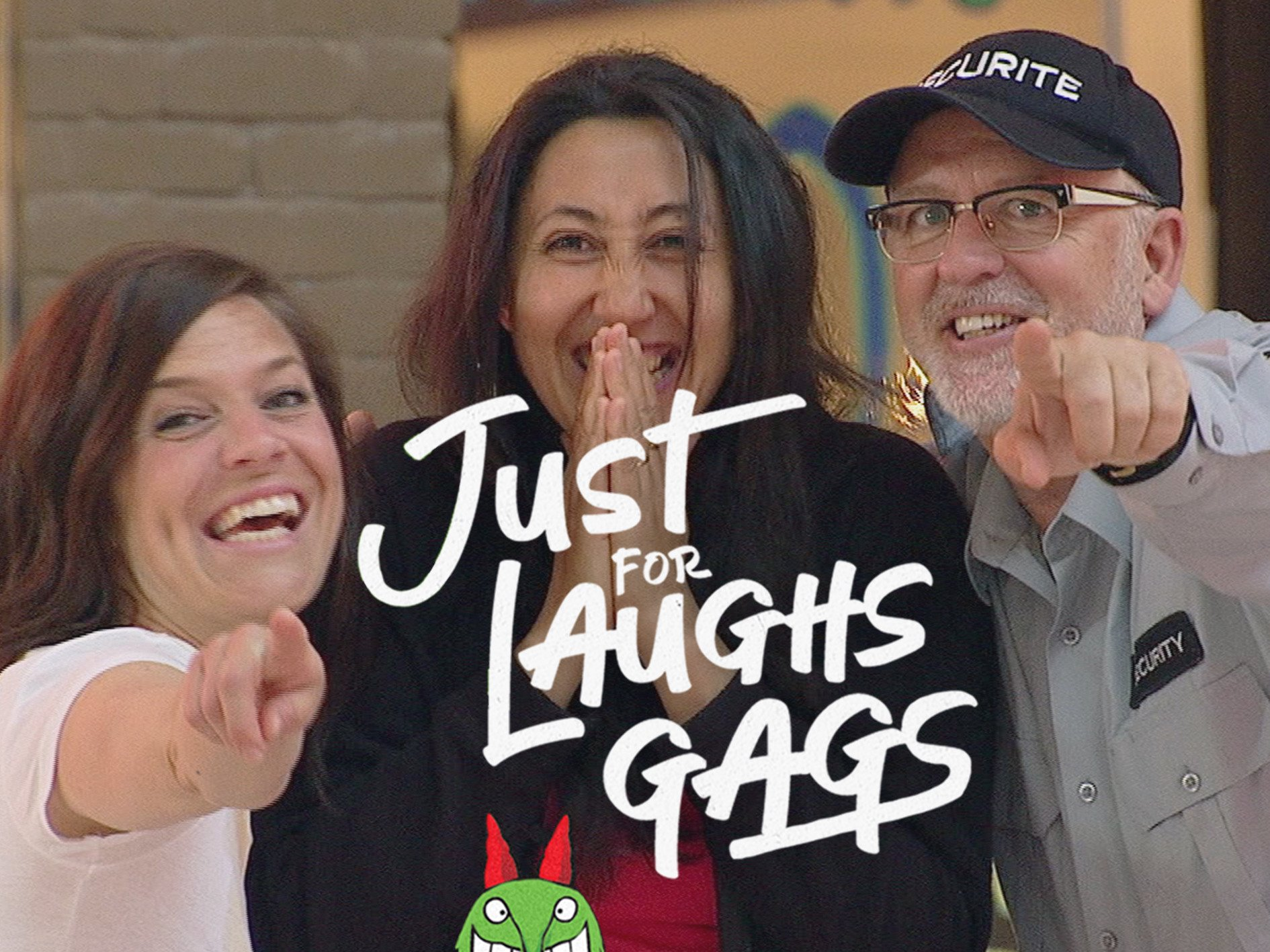 gags just for laughs videos