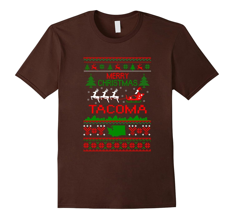 funny xmas tee tacoma ugly christmas sweaters t shirt anz