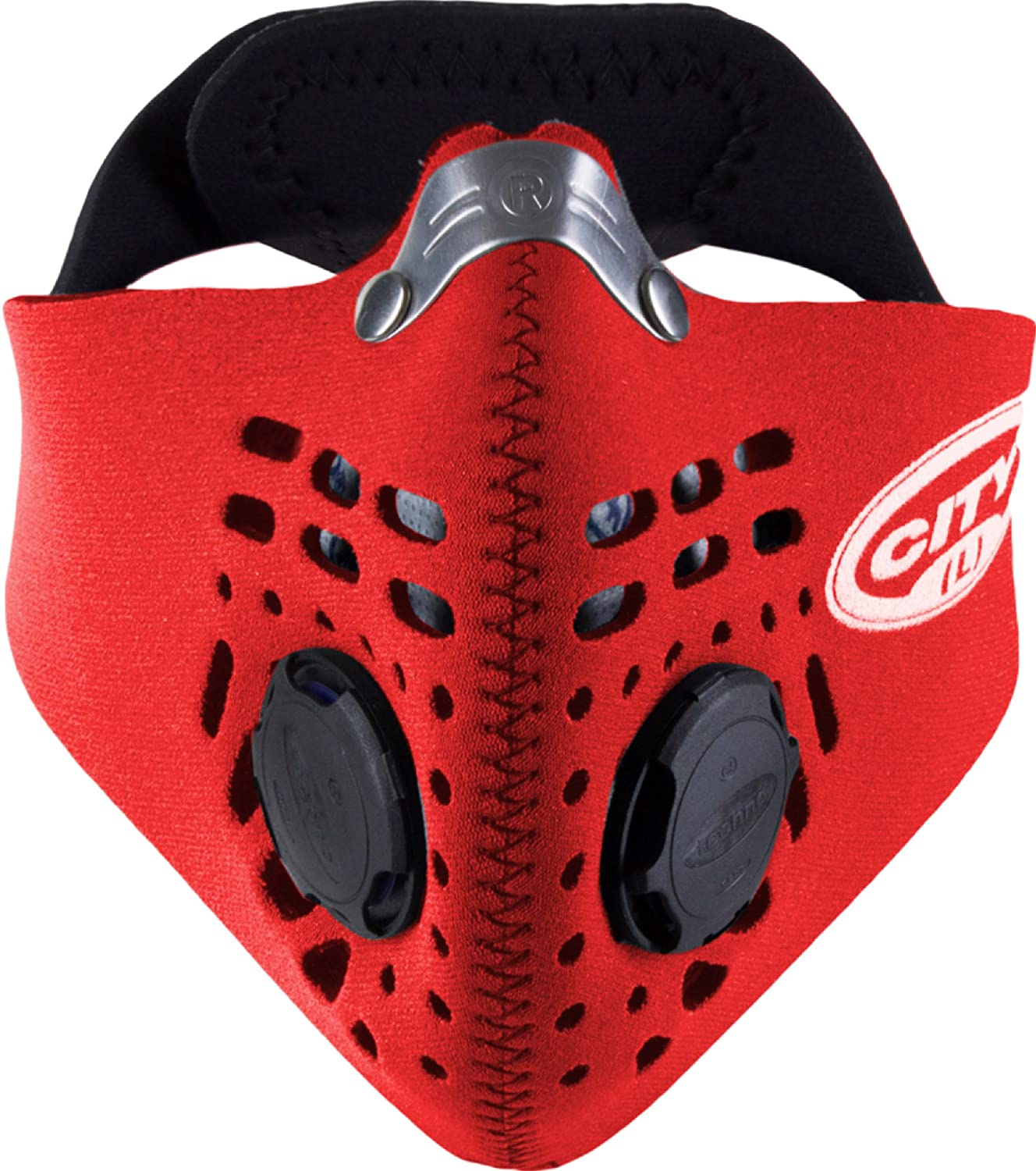 2013 Respro Anti-Pollution & Allergy Mask City Red Large   B006WG4KXY
