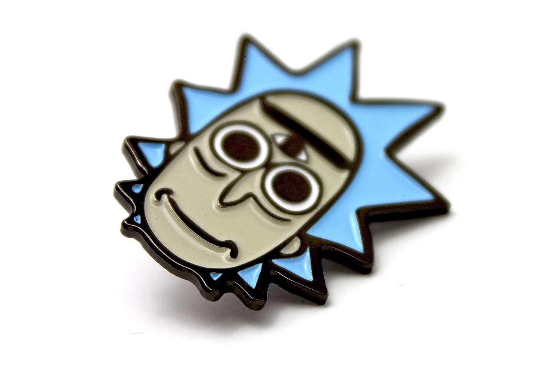 The Third Eye Rick 2.0 Pin Sloth Steady Rick2