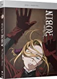 Witch Hunter Robin Complete Series DVD(ウイッチハンターロビン 全26話)