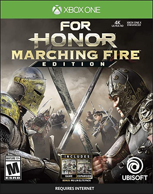 For Honor - Marching Fire Edition for Xbox One [USA]: Amazon.es ...