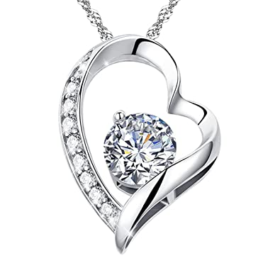 Amazon i love you more than i can say sterling silver heart quoti love you more than i can sayquot sterling silver heart shaped aloadofball Image collections