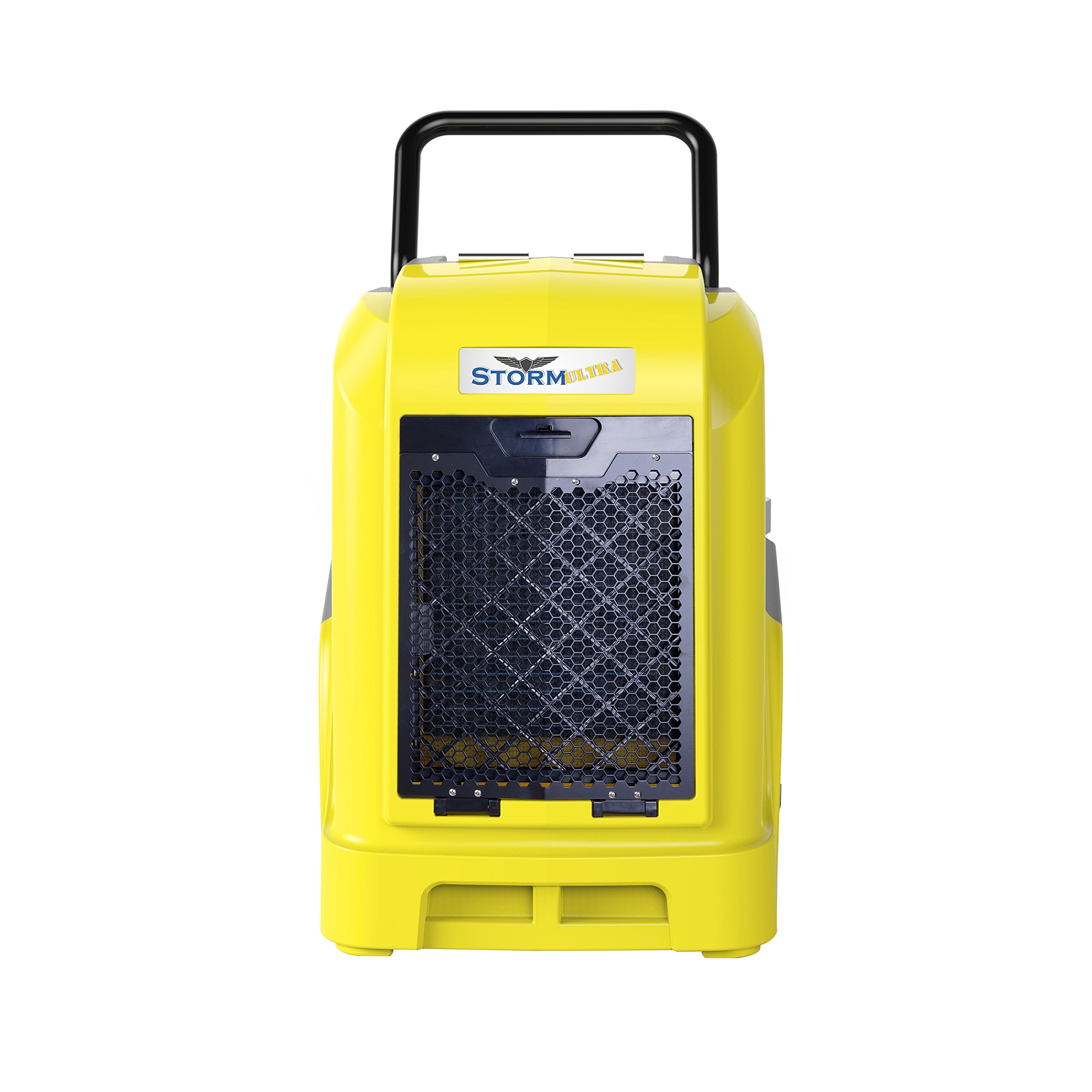 Commercial Portable Dehumidifiers for Water Damage Restoration Carpet Cleaning and Building Dryer 90 Pint