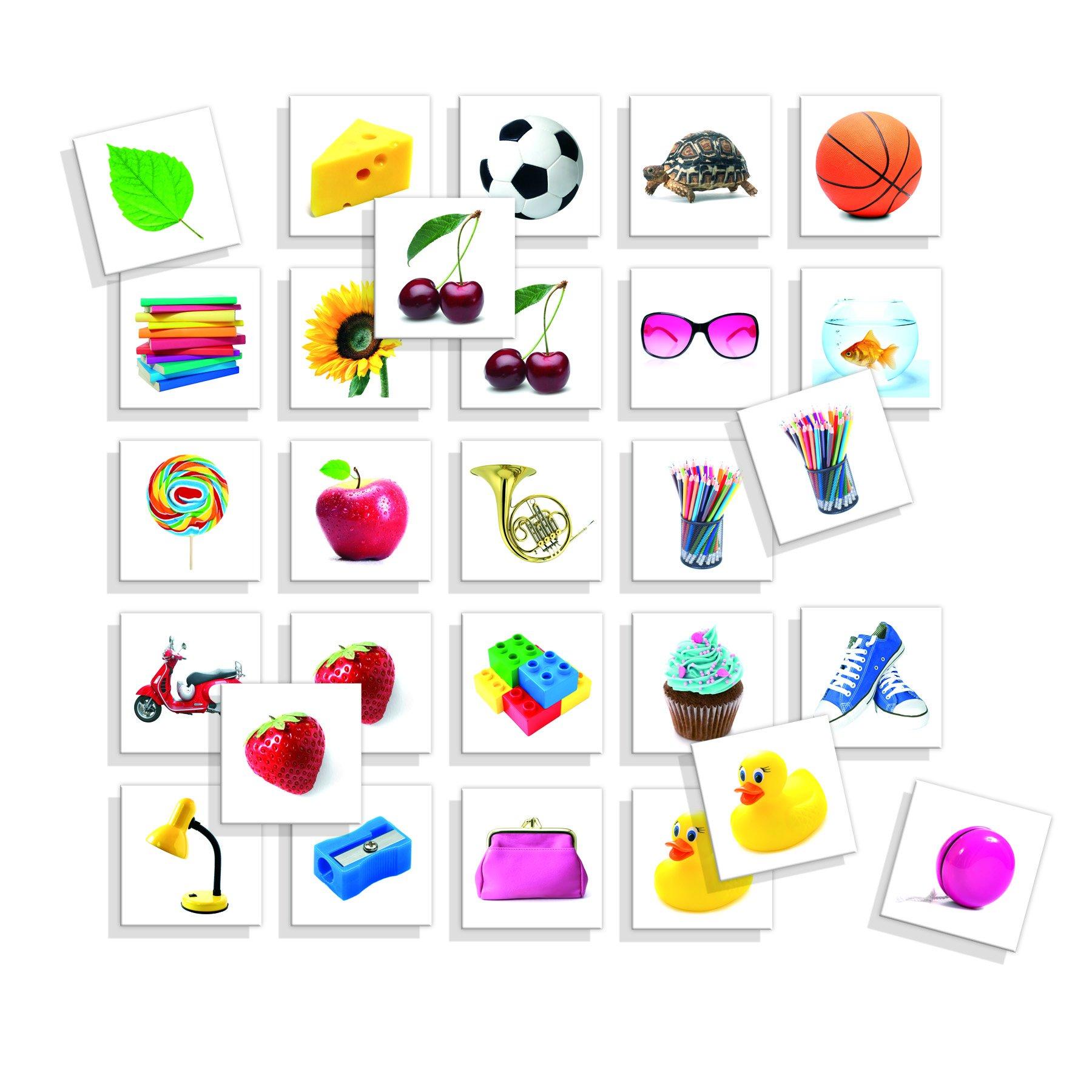 Comprar Diset- Juguete educativos Memo Photo Objects, Multicolor (68946)