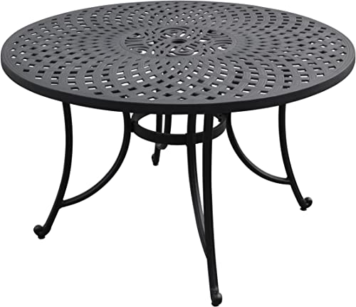 Crosley Furniture Sedona Solid-Cast Aluminum Outdoor Dining Table