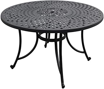 Strange Amazon Com Crosley Furniture Sedona Solid Cast Aluminum Bralicious Painted Fabric Chair Ideas Braliciousco