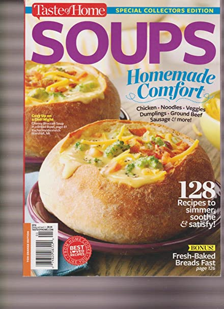 Amazon. Com: taste of home magazine, 2016 special collectors.