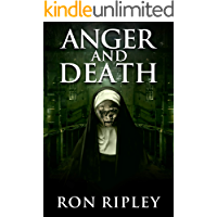 Anger and Death: Supernatural Horror with Scary Ghosts & Haunted Houses (Tormented Souls Series Book 2) book cover