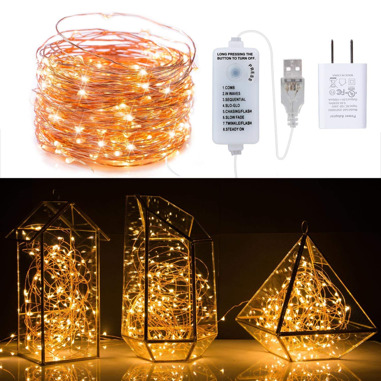 Minetom Fairy Lights