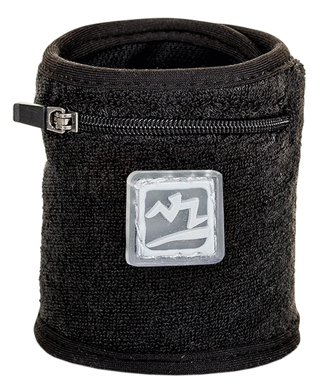 Run&Move Schweißband/Armbandtasche Joggerband 3.0' schwarz Perfacts Marketing und Vertriebs GmbH 6056980609