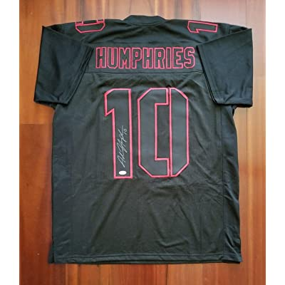 best website 1a19b af947 Signed Adam Humphries Jersey - JSA Certified - Autographed ...