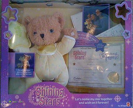 Amazon Com Exclusive Shining Stars 12 5 Bear With International