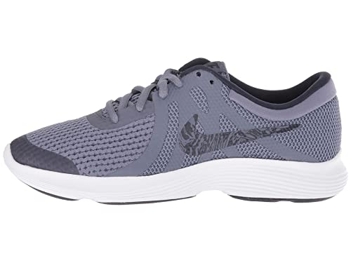 9f93a62281 Nike Kids Revolution 4 (Gs)   Carbon-Obsdn-Black  Buy Online at Low Prices  in India - Amazon.in