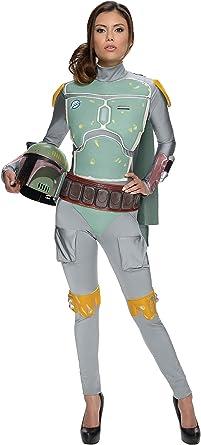 Star Wars I Am Boba Fett Costume Premium Adult Tank Top