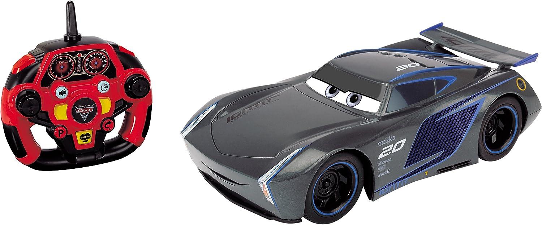 Dickie 203086007038–Cars 3RC Jackson Storm