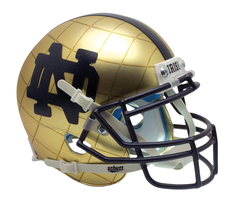 Schutt NCAA Notre Dame Fighting Irish Mini Authentic XP Football Helmet