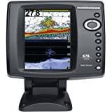 Humminbird 409430-1 678c HD DI Fishfinder with Down Imaging (Black)