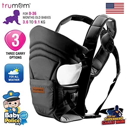 cd3c8075327 Buy TRUMOM (USA) 3 in1 Baby Carrier for kids 0 to 36 months old ...