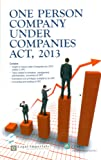 One Person Company under Companies Act 2013