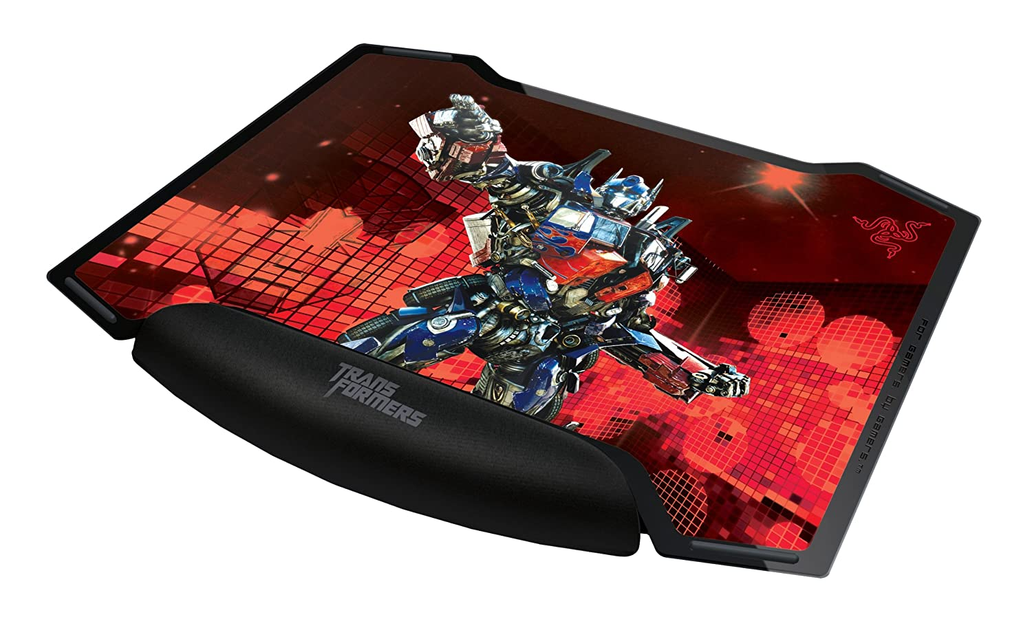 Razer Vespula Transformers 3 Collector s Edition Dual-Sided Gaming Mouse Mat RZ02-00320200-R3U1