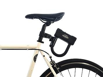 Artago Bicycle Best Solid U Lock Holder U Lock Bracket Top