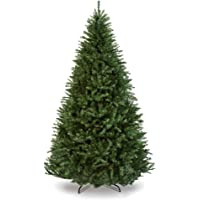 Best Choice Products 6ft Hinged Douglas Full Fir Artificial Christmas Tree Holiday Decoration w/ 1,355 Branch Tips, Easy…