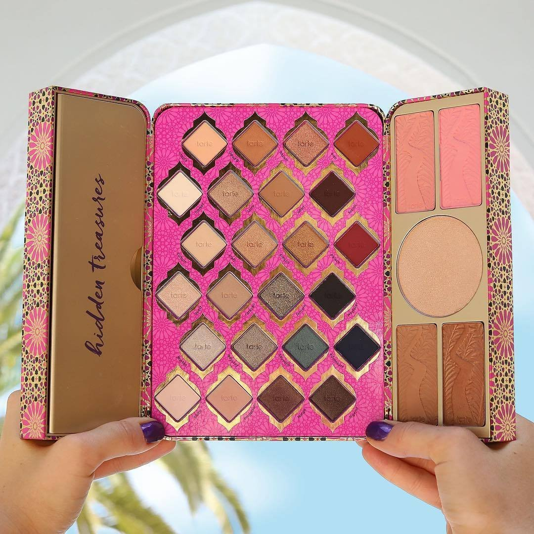 Tarte Limited Edition Treasure Box Collector's Set by Tarte (Image #2)