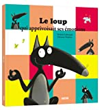 le loup qui apprivoisait ses emotions (grand format) - album