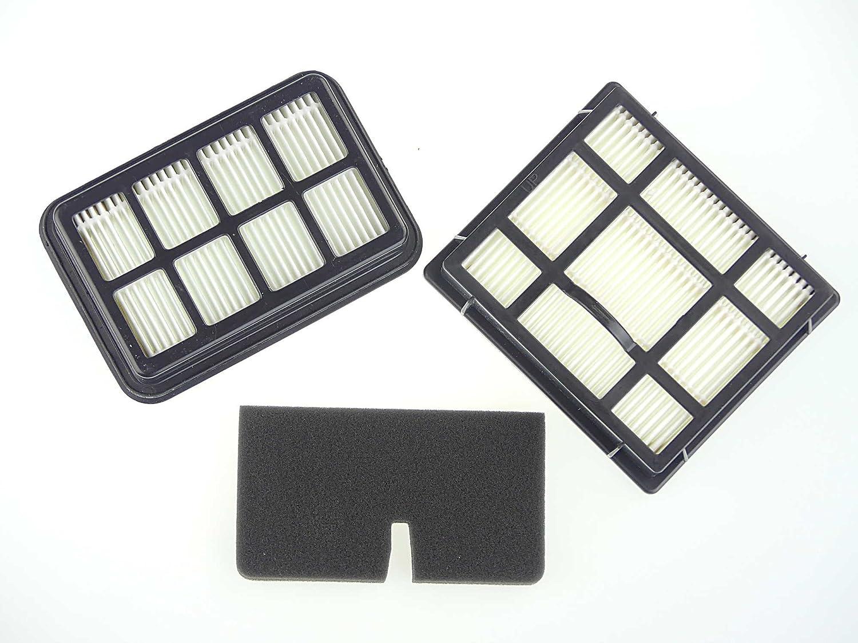 Filtro Hepa + Filtro de entrada + Filtro de salida para aspiradores Ufesa modelos: AC6250: Amazon.es: Hogar
