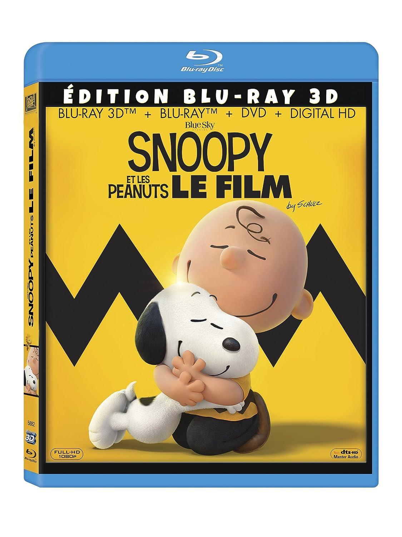 Refaire Salle De Bain Pas Cher ~ snoopy et les peanuts le film blu ray 3d blu ray dvd digital