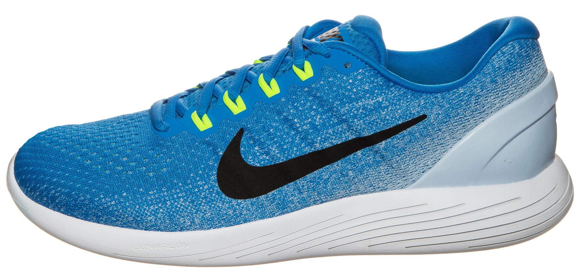 best service e2844 c0fb4 Galleon - Nike Lunarglide 9 Mens Running Trainers 904715 Sneakers Shoes (UK  6 US 7 EU 40, Italy Blue Black 401)