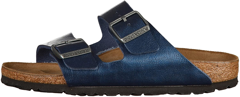1cd65cea28e Birkenstock Arizona BF Graceful Insignia Blue 36  Amazon.co.uk  Shoes   Bags