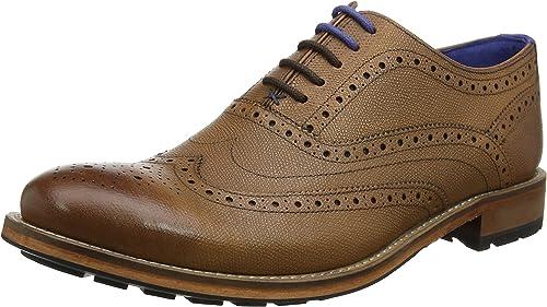 Ted Baker Guri 9 Mens Shoes Tan - 9 UK