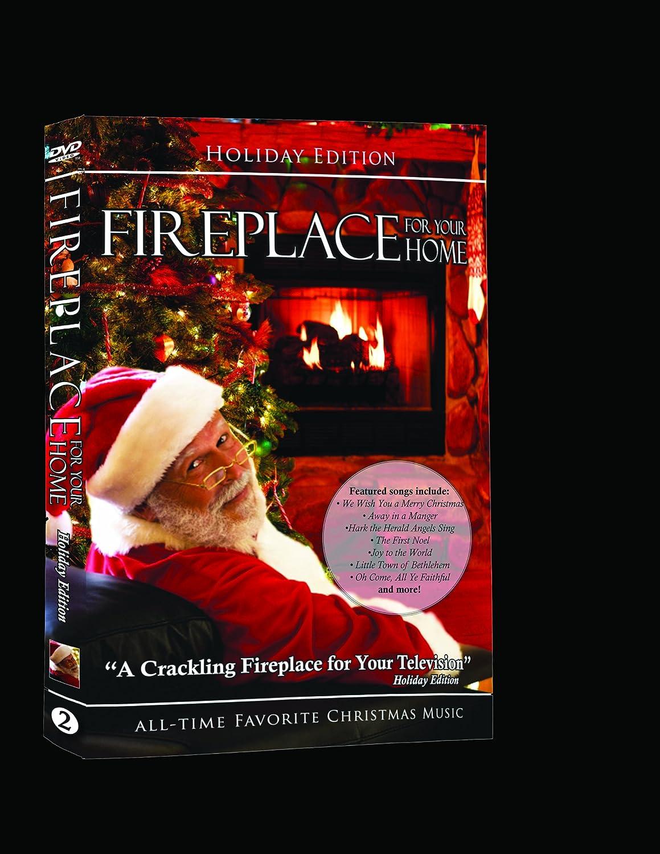 amazon com fireplace holiday fireplace holiday movies u0026 tv