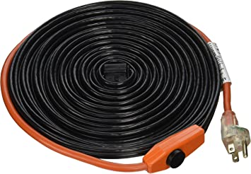 Automatic Water Pipe Heat Heater 30FT Cable Kit Freeze Electric  Free Shipping