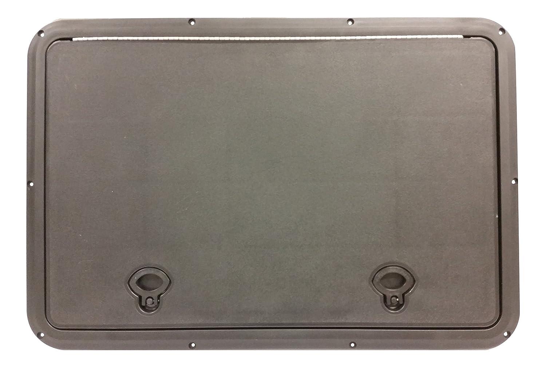 DPI Marine DPF1618BLK DPF Flush Series Door