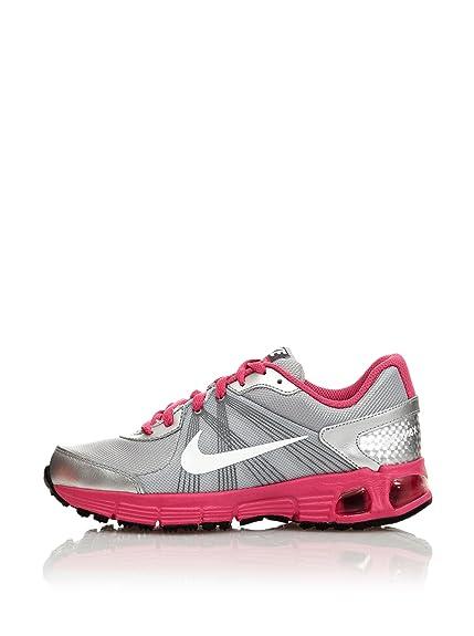 Nike Zapatillas Air Max Run Lite Plata/Rosa EU 36.5 (US 4.5)