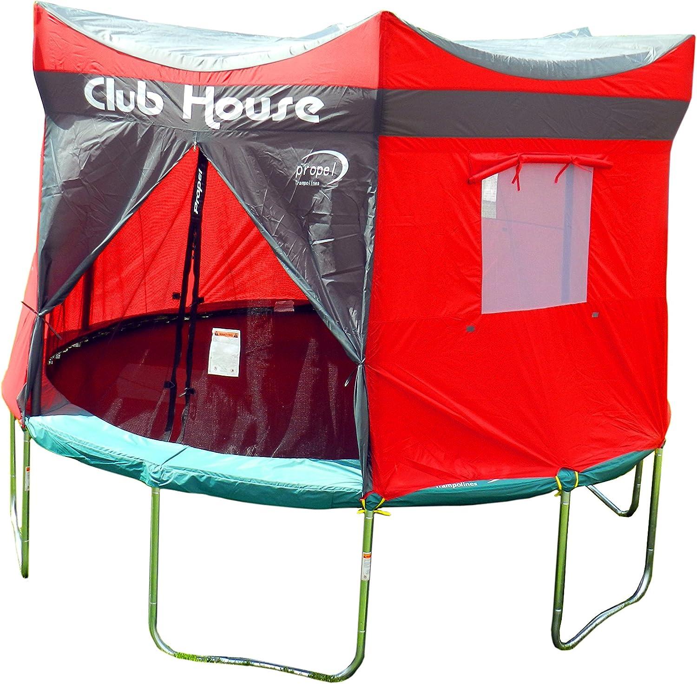 Propel Trampolines Cubierta P12-6TT Club House para Cama elástica, 3 m