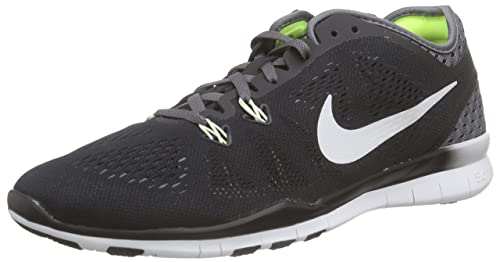 best loved 75976 1a1d0 Nike Free TR 5 Breathe, Scarpe Running Donna, Nero (Black WhiteBlack White)  42 EU  Amazon.it  Scarpe e borse