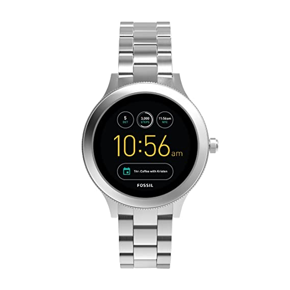 Amazon.com: Fossil Q SMARTWATCH AMOLED watch Q VENTURE ...
