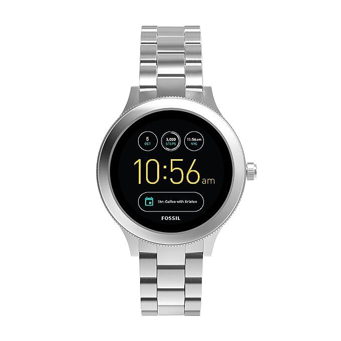 Amazon.com: Fossil Q Smartwatch AMOLED reloj Q Venture ...