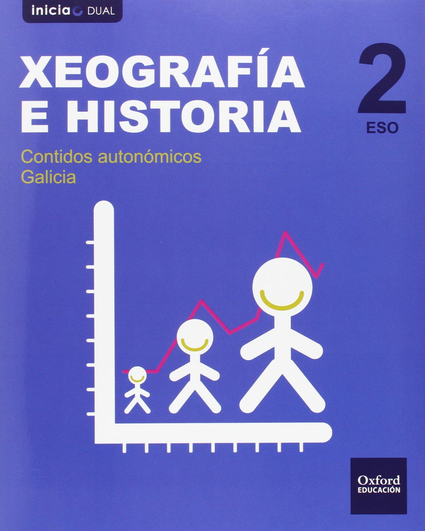 Inicia Dual Geografía E Historia. Libro Del Alumno Galicia ...
