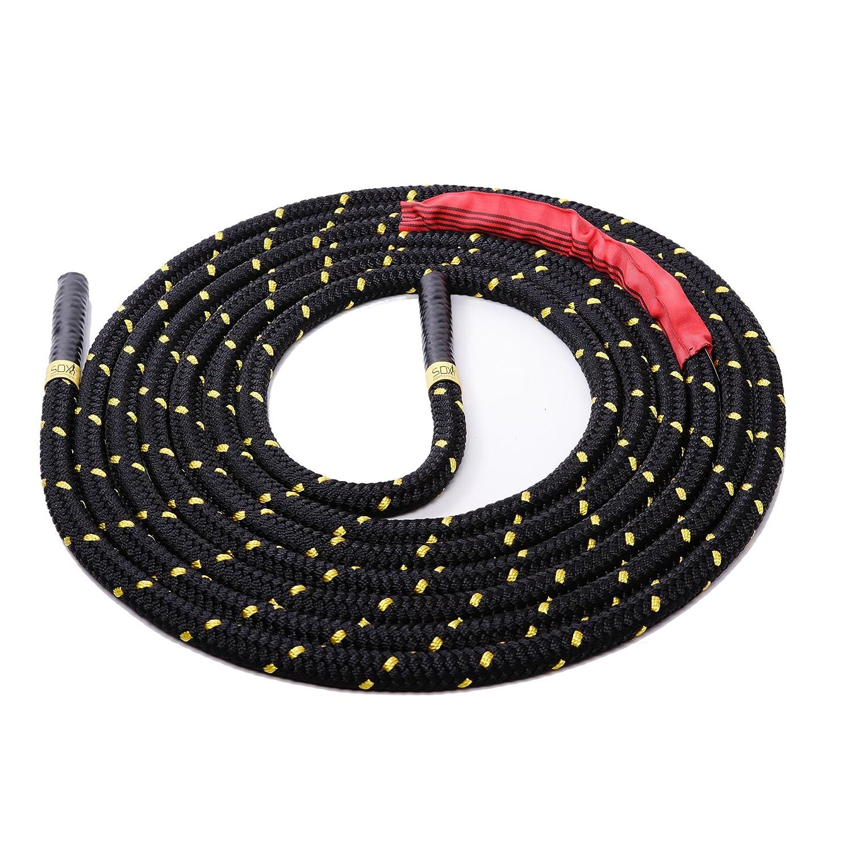 SDX Rope 32 mm - schwarz/gelb