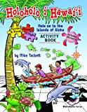 Holoholo Hawaii Activity Book