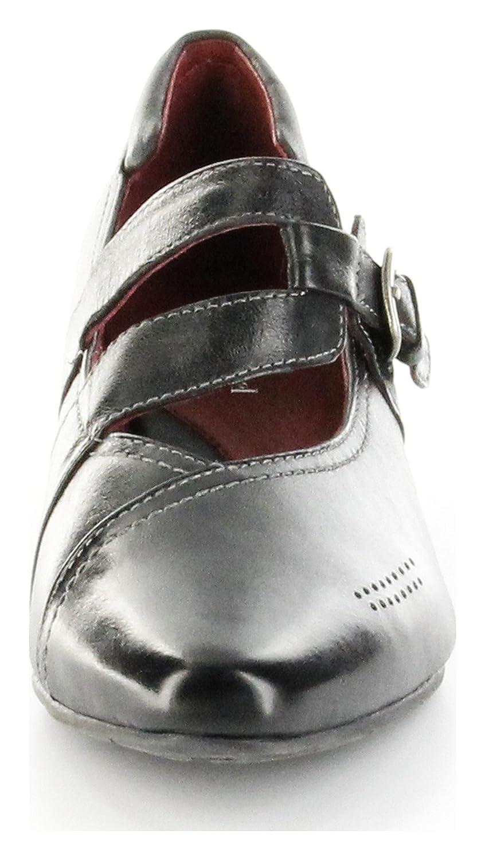 Josef Kylie Seibel Halbschuhe schwarz Glattleder Lederdecksohle Damen Schuhe Kylie Josef 05 Schwarz 4e93cd