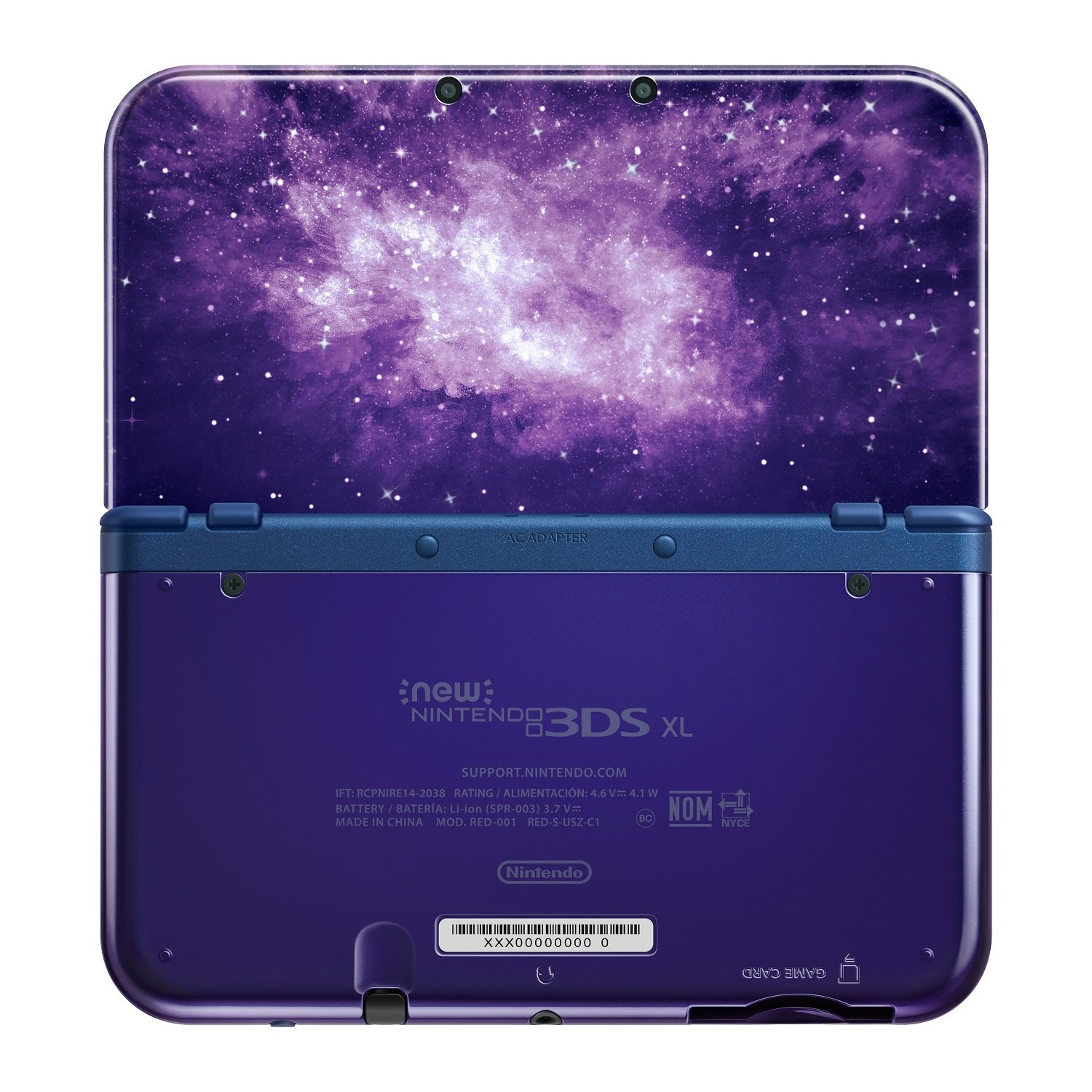 Nintendo New 3DS XL - Galaxy Style by Nintendo (Image #3)